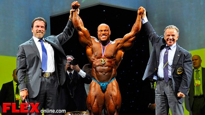 2013 Arnold Classic Europe