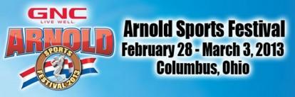Arnold Amateur 2013