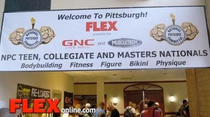 NPC Teen, Collegiate and Masters Nationals 2013