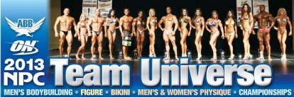 2013 Team Universe