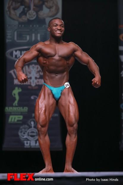 Samuel Fayombo