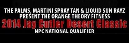 2014 Jay Cutler Desert Classic