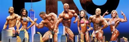 2014 IFBB New York Pro