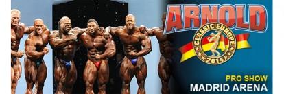 2014 Arnold Classic Europe