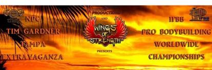 2015 IFBB PBW Tampa Pro Championships