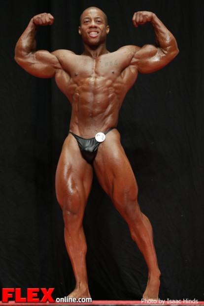 Terrel Travis Bundrige