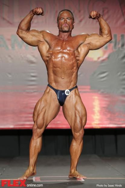 Derek Leverant