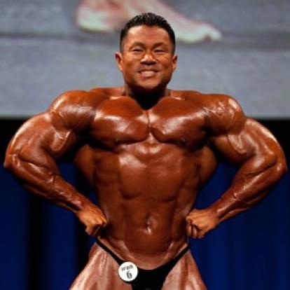 IFBB Pro An Nguyen