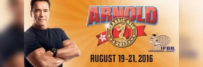 2016 Arnold Classic Asia
