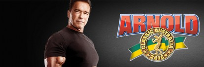2016 Arnold Classic Australia