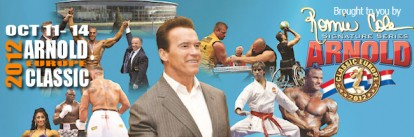 IFBB Arnold Classic Europe 2012