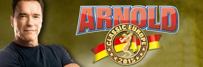 2015 Arnold Classic Europe
