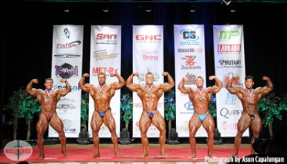 2015 IFBB California State Bodybuilding Championships