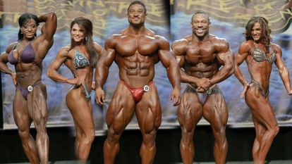 IFBB Wings of Strength Chicago Pro 2013