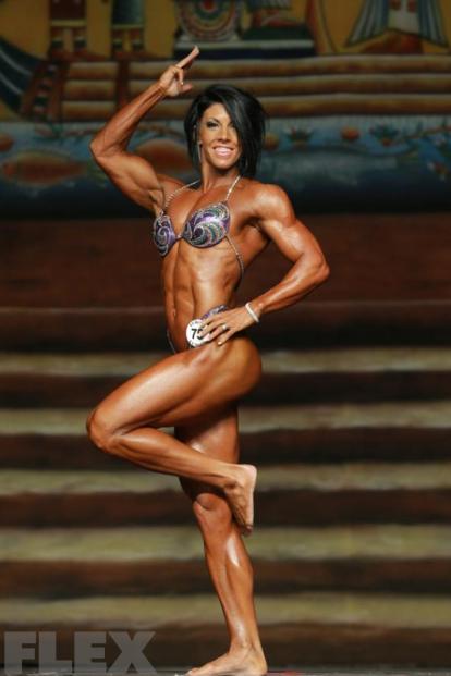 Dana Linn Bailey Muscle Fitness