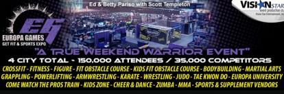 IFBB Europa Show of Champions Orlando 2013