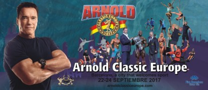 Official Scorecards: 2017 Arnold Classic Europe