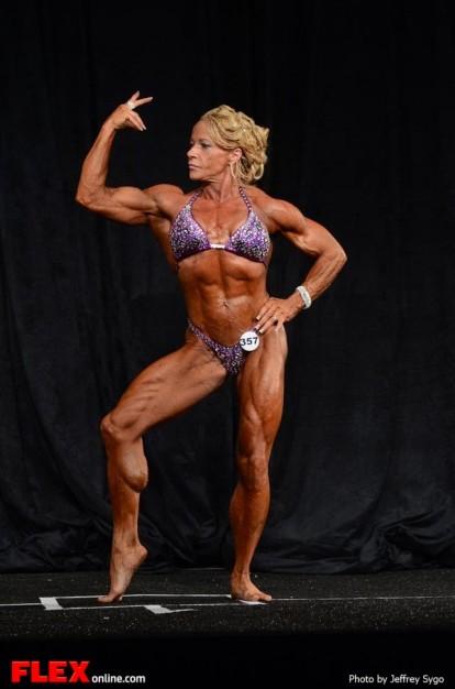 Carrie Woolridge-Warwick