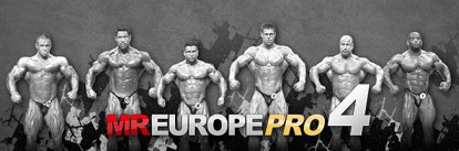 Mr Europe Pro 2013