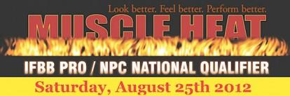 IFBB Complete Nutrition Muscle Heat 2012