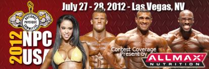 NPC USA Championships 2012