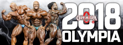 2018 Joe Weider's Olympia Fitness & Performance Weekend