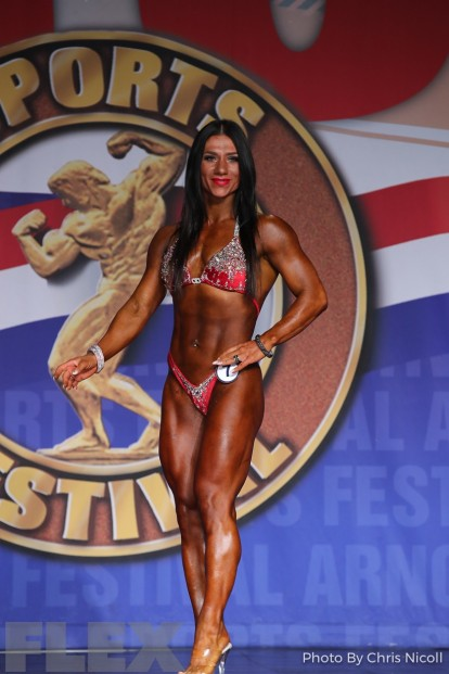 Aurika Tyrgale - Fitness - 2019 Arnold Classic