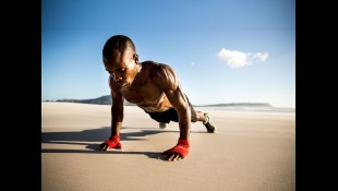 Beach Plank Pushup thumbnail