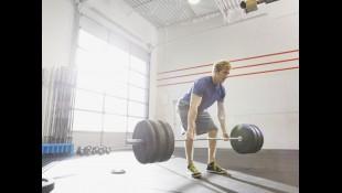 Man Lifting Weights thumbnail