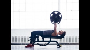 Man performing bench press thumbnail