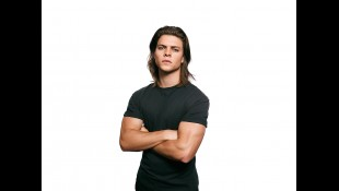 'Vikings' Actor Alex Hogh Andersen's Chest & Arms Workout thumbnail
