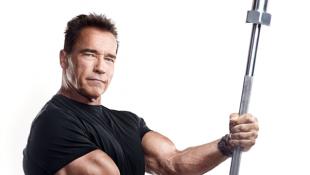 Arnold Schwarzenegger's Double-Split Routine thumbnail