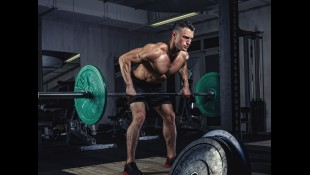 Man doing Bentover Barbell Row thumbnail