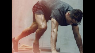 Cristiano Ronaldo doing Nike+ Training Club Abs Workout thumbnail