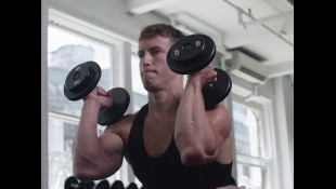 CrossFit-Inspired Challenges: The dumbbell complex to torch every muscle thumbnail