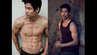 S.W.A.T. actor David Lim  thumbnail