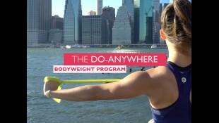 Do-Anywhere Bodyweight Program: Day I Arms thumbnail