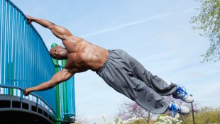 Get Out!: The M&F Outdoor Workout thumbnail