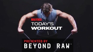 Today's Workout 32: The Band-Resistance Circuit To Build Muscle thumbnail