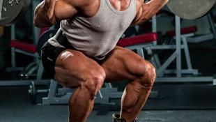 leg exercises - back squat thumbnail