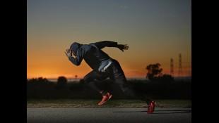 Man sprinting thumbnail
