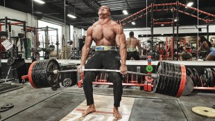 Larry Wheels's Deadlift Workout thumbnail