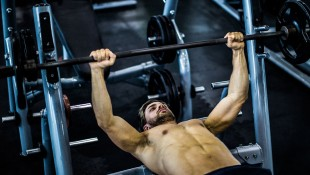 Bench Barbell Press thumbnail