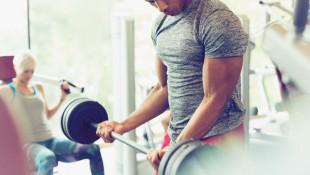 Eccentric Barbell Biceps Curl thumbnail