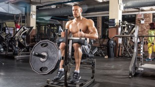 Seated Calf Raise thumbnail