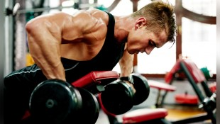 The 30-Minute Dumbbell Workout to Build Your Triceps thumbnail