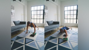 Roll-out pushup thumbnail