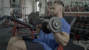 Chris Bumstead's Off-Season Arm Training thumbnail