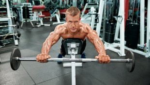 delt exercise with barbell thumbnail