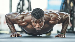 Kyron-Holden-Doing-Pushup-Exercise-Pecs-Chest thumbnail